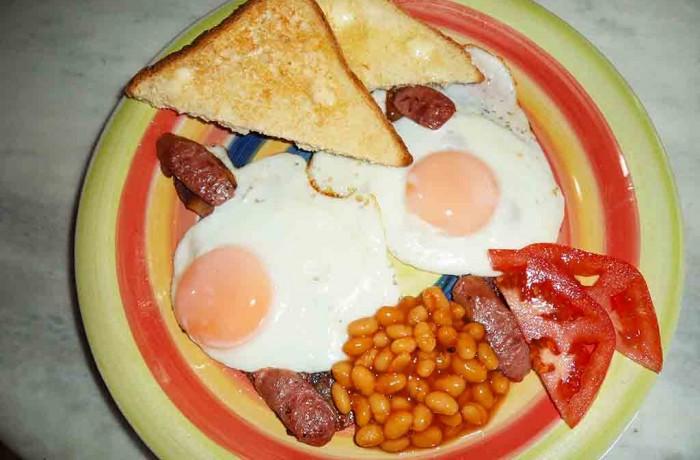 Αγγλικό πρωινό
